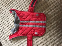 Small dog jacket in St. Charles, Illinois