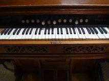 Epworth Pump Organ in Fort Campbell, Kentucky