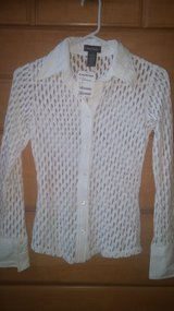 BEBE Shirt size small in Naperville, Illinois
