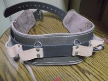NEW LINEMEN'S BELT in Okinawa, Japan