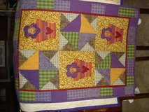 Handmade applique Quilt wall hanging in Camp Lejeune, North Carolina