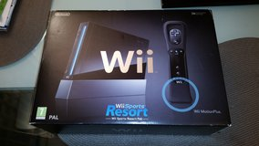 Wii Console (Black) bundle inc. Motionplus controller in Tampa, Florida