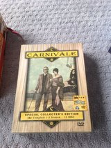 HBO Carnivale Season 1 and 2 in Ramstein, Germany