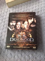 HBO Deadwood Season 3 in Ramstein, Germany