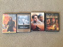 4 DVD's in Glendale Heights, Illinois