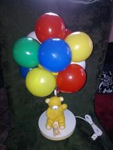 Teddy Bear Balloon Lamp in Clarksville, Tennessee