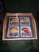 Wood Fruit Tray in Clarksville, Tennessee