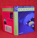 Cocktails Pocket reference book in Naperville, Illinois