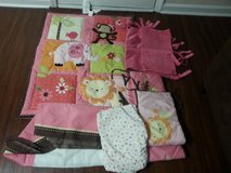Baby girl bedding in Fort Benning, Georgia