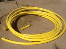 67 foot of Brand new flexible plastic 2 inch Natural gas pipe CASH or Trade in Hemet, California