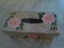 TISSUE/KLEENEX BOX HANDMADE-NEW!!!  FROM THE PHILIPPINES in Lockport, Illinois