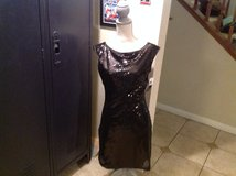 NWT My Michelle Medium Sequin Cocktail Party Holiday Prom Dress Medium Homecoming Prom Formal Gown in Houston, Texas