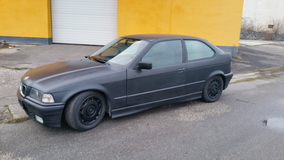 BMW 318i Automatic A/C in Hohenfels, Germany