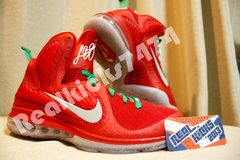 Nike Lebron 9 Christmas Edition LIMITED in Ramstein, Germany