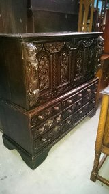 C18TH CUPBOARD.. OTHER CHESTS AVAILABLE in Lakenheath, UK