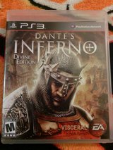 ps3 dantes inferno in Barstow, California
