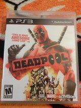 ps3 dead pool in Barstow, California