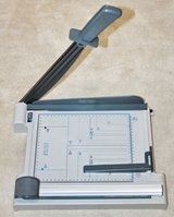 Paper Trimmer- Guillotine and Rotary Cutter in Ramstein, Germany
