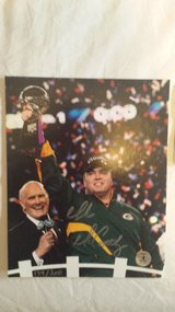 Packers Coach Mike McCarthy signed 8x10 in Fort Carson, Colorado