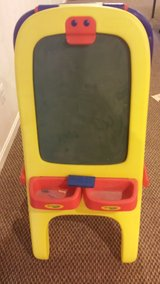 Whiteboard & Chalkboard Easel in Quantico, Virginia