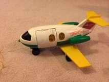 Vintage Fisher Price Airplane in Naperville, Illinois