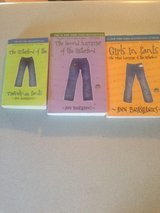 the sisterhood of the traveling pants (first three books) in Pleasant View, Tennessee