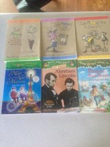 judy moody and magic tree house chapter books in Fort Campbell, Kentucky