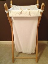 Kids Cream Cloth Hamper in Bolingbrook, Illinois