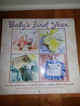 Baby's First calendar in Shorewood, Illinois