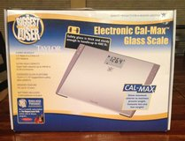 The Biggest Loser Electronic Cal Max Glass Scale in Naperville, Illinois