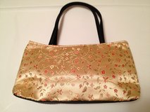 NEW Small Sateen Flower Purse in Westmont, Illinois