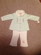 Brand New girls 2pc set size 12 months in Columbus, Georgia