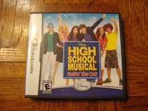 High School Musical DS Game in Oswego, Illinois