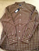 Men's Martin and Osa (by American eagle) Shirt XL NWT! in Joliet, Illinois