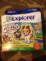 Leap Frog Explorer game Pet Pals 2 NIB! in Naperville, Illinois