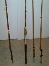 1 Vintage Flyrod  - 2 NICE Poles   CASH  or TRADE in Fort Belvoir, Virginia