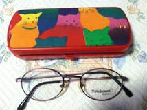 Child's eyeglass frame with case in Naperville, Illinois