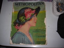 "Metropolitan Magazine ""1914"" July Issue (Villa on the March) in Alamogordo, New Mexico"