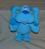 Blues Clues-Tyco Sing Along Blue. in Fort Leavenworth, Kansas