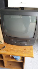 "19"" VHS Tv in Lake Elsinore, California"