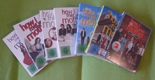 How I met your mother - Season 1-7 - Unused in Ramstein, Germany