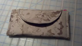 USMC MARPAT Desert Women's Wallet in Cherry Point, North Carolina