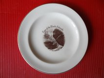 six vintage plates in Tomball, Texas