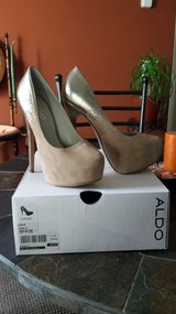 "NIB ALDO 6"" Platform Heels in Fort Leonard Wood, Missouri"