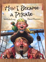 How I became a pirate by Melinda Long in Chicago, Illinois
