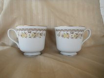 "(2) Ekco International China, Golden Autumn 3-1/4"" Coffee Cups in 29 Palms, California"