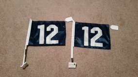 "*****  SEATTLE SEAHAWKS ""12th Man"" 12x18 Car Flag ***** (NEW) in Fort Lewis, Washington"