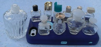 Vintage Miniature Perfume Bottle Collection Family Piece in Kingwood, Texas