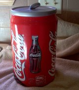 COCA COLA TALL COOKIE JAR. in Alamogordo, New Mexico