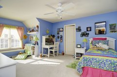 Reduced: Custom curtains for girls room in Algonquin, Illinois